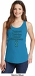 Support Ovarian Cancer Ladies Tank Top