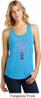 Support Pancreatic Cancer Awareness Ladies Racerback