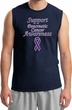 Support Pancreatic Cancer Awareness Muscle Shirt