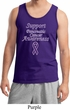 Support Pancreatic Cancer Awareness Tank Top