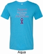 Support Pancreatic Cancer Awareness Tri Blend Tee