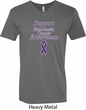 Support Pancreatic Cancer Awareness V-neck