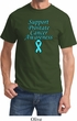 Support Prostate Cancer Awareness T-shirt
