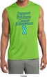 Support Prostate Cancer Dry Wicking Sleeveless Shirt