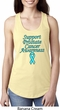 Support Prostate Cancer Ladies Ideal Racerback