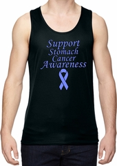 Support Stomach Cancer Awareness Dry Wicking Tank Top