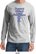 Support Stomach Cancer Awareness Long Sleeve