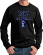 Support Stomach Cancer Awareness Sweatshirt