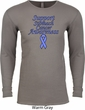 Support Stomach Cancer Awareness Thermal Shirt