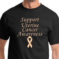 Support Uterine Cancer Awareness Shirts