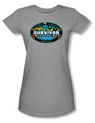 Survivor Juniors T-Shirt � The Amazon Silver