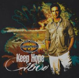 Survivor Keep hope Alive Shirts