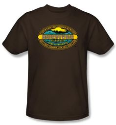 Survivor Kids T-Shirt Micronesia Coffee Youth Tee