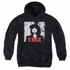 T.Rex Youth Hoodie The Slider Black Kids Hoody