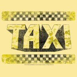 Taxi T-shirts - Adult