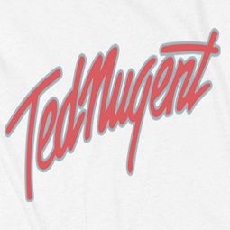 Ted Nugent Clean Logo Shirts