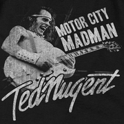 Ted Nugent Madman Shirts