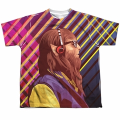 Teen Wolf Wolf Rays Sublimation Youth Shirt