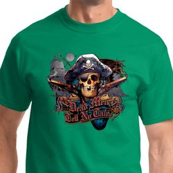 Tell No Tales Pirate Shirts