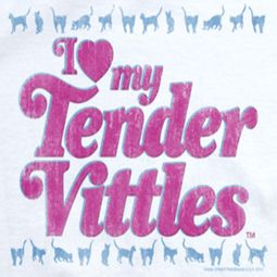 Tender Vittles Love Shirts