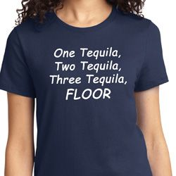 Tequila Ladies Shirts