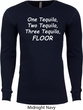 Tequila Long Sleeve Thermal Shirt