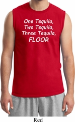 Tequila Mens Muscle Shirt