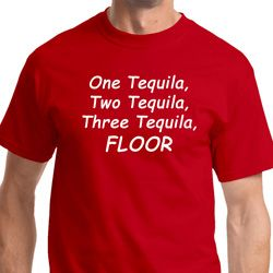 Tequila Mens Shirts