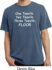 Tequila Pigment Dyed Shirt