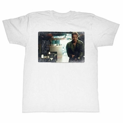 Terminator Shirt Come With Me If You Want To Live White T-Shirt