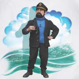 The Adventures Of Tintin Captain Haddock Shirts
