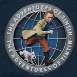 The Adventures Of Tintin Globe Shirts