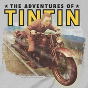 The Adventures Of Tintin Open Road Shirts