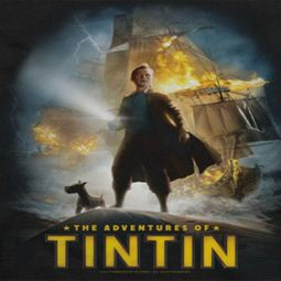 The Adventures Of Tintin Poster Shirts