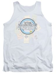 The Amazing Race Tank Top Road Sign White Tanktop