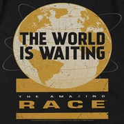 The Amazing Race Waiting World Shirts