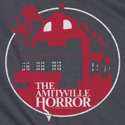 The Amityville Horror Red House Shirts