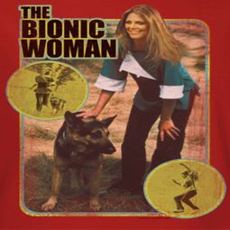 The Bionic Woman Jamie And Max Shirts