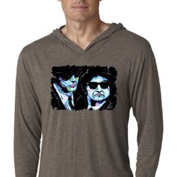 The Blues Brothers Profiles Lightweight Hoodie Shirt
