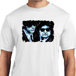 The Blues Brothers Profiles Mens Moisture Wicking Shirt