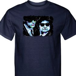 The Blues Brothers Profiles Mens Tall Shirt