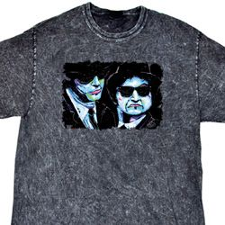 The Blues Brothers Profiles Mineral Tie Dye Shirt
