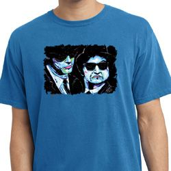 The Blues Brothers Profiles Pigment Dyed Shirt