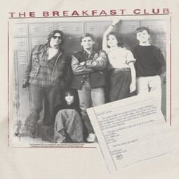 The Breakfast Club Essay Shirts