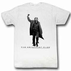 The Breakfast Club Shirt Fist Pump White T-Shirt