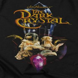 The Dark Crystal Crystal Quest Shirts