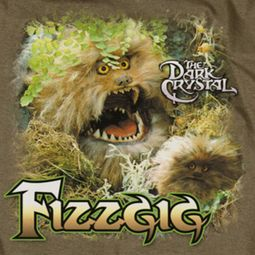 The Dark Crystal Fizzgig Shirts