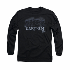 The Dark Crystal Shirt The Garthim Long Sleeve Black Tee T-Shirt