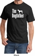 The Dog Father White Print Shirt