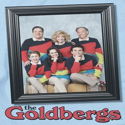 The Goldbergs Framed Shirts